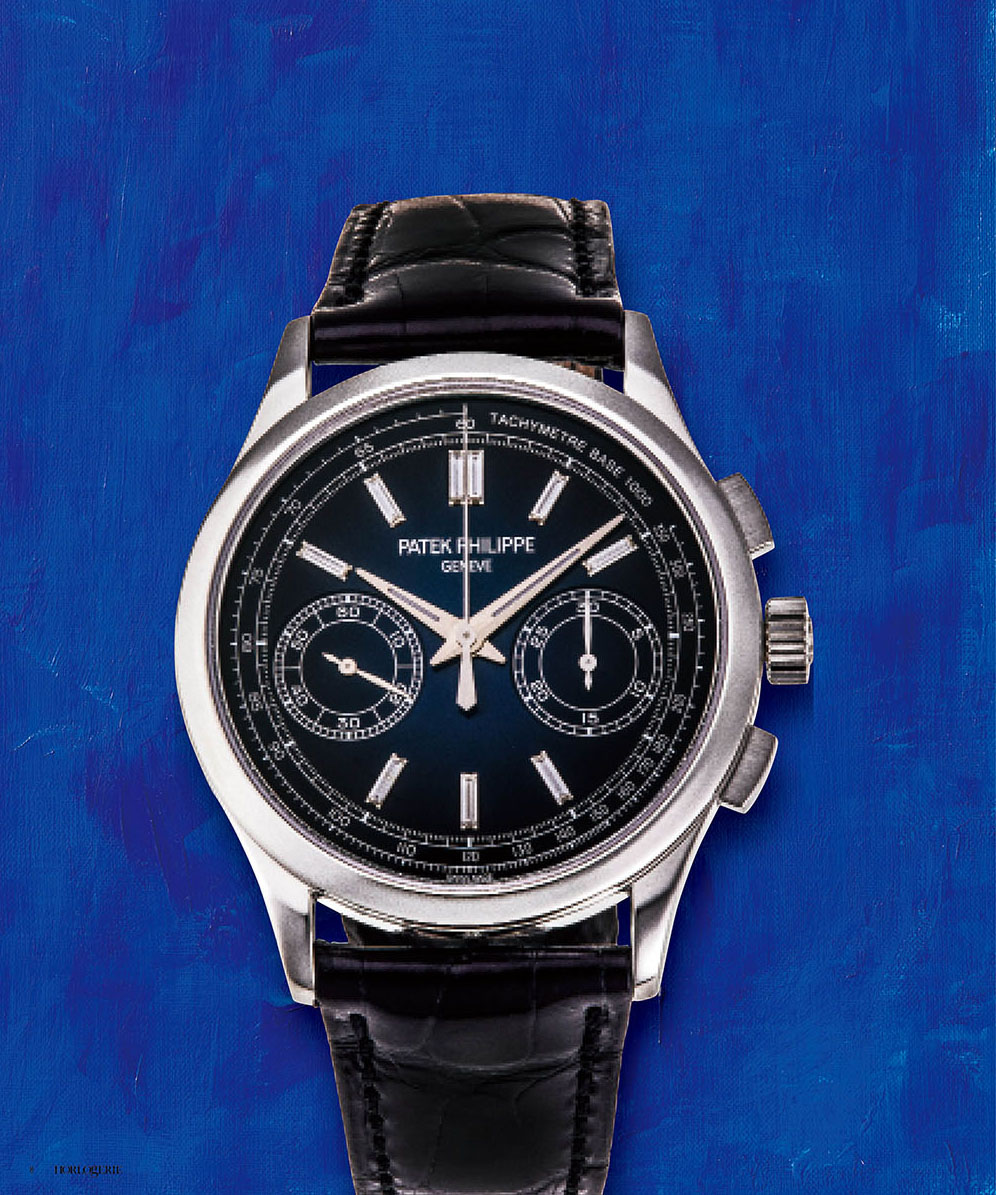 1ee7b2385d The Watches with Graphic Art | HORLOGERIE(オルロジュリー)